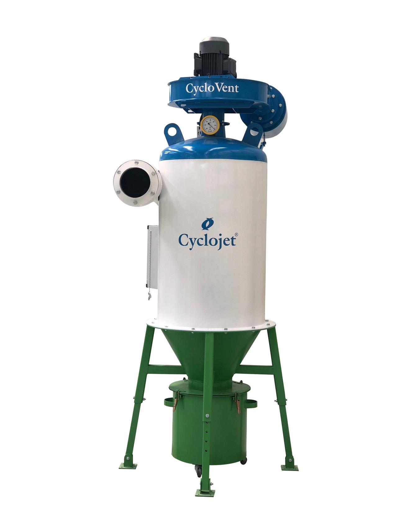 CycloJet VNT-21 W (Extreme) جزئیات 1